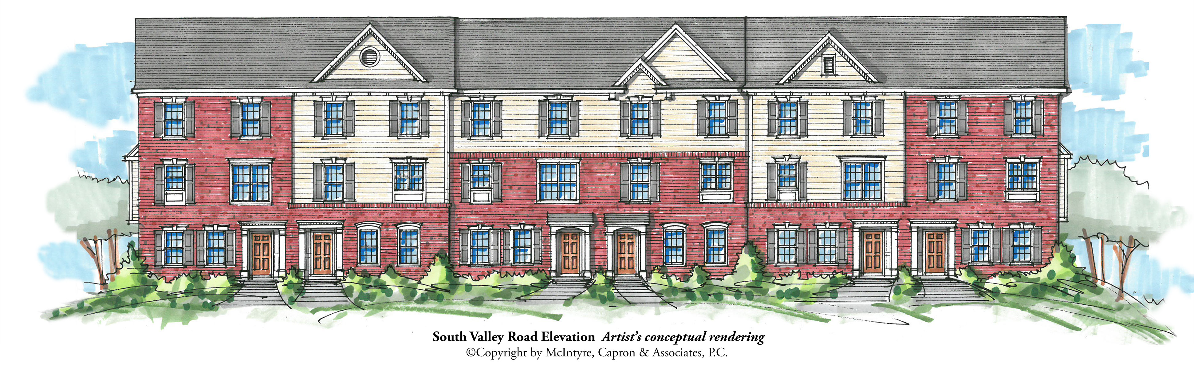 Chester County PA New Homes